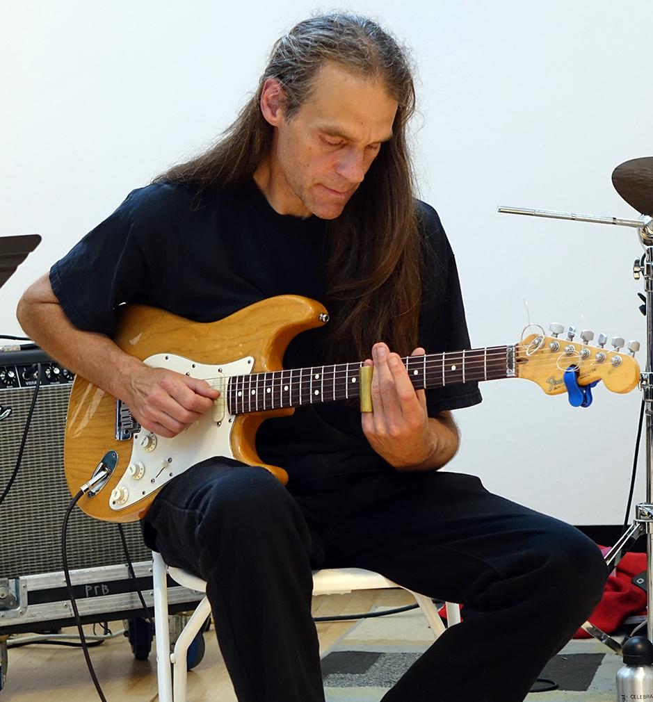 Tony Wilson at Guelph 2014