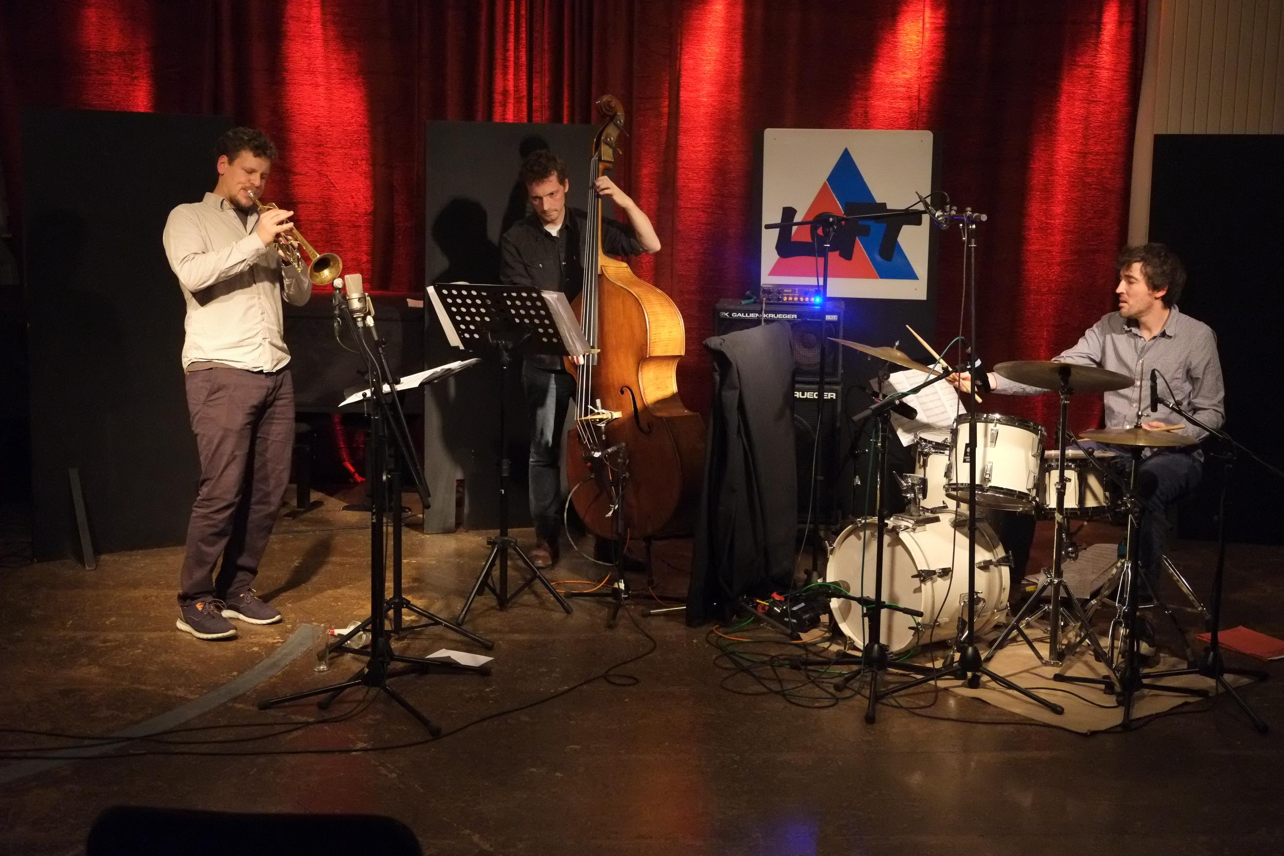 The Bastian Stein Trio