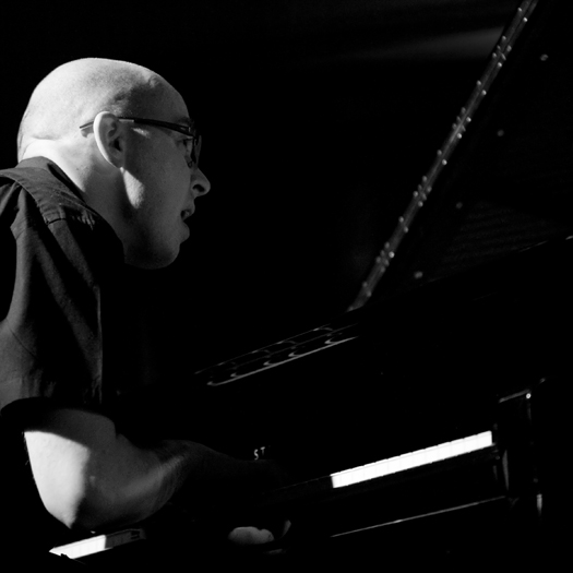 Marcin Wasilewski of Simple Acoustic Trio - Gdansk in May 2006
