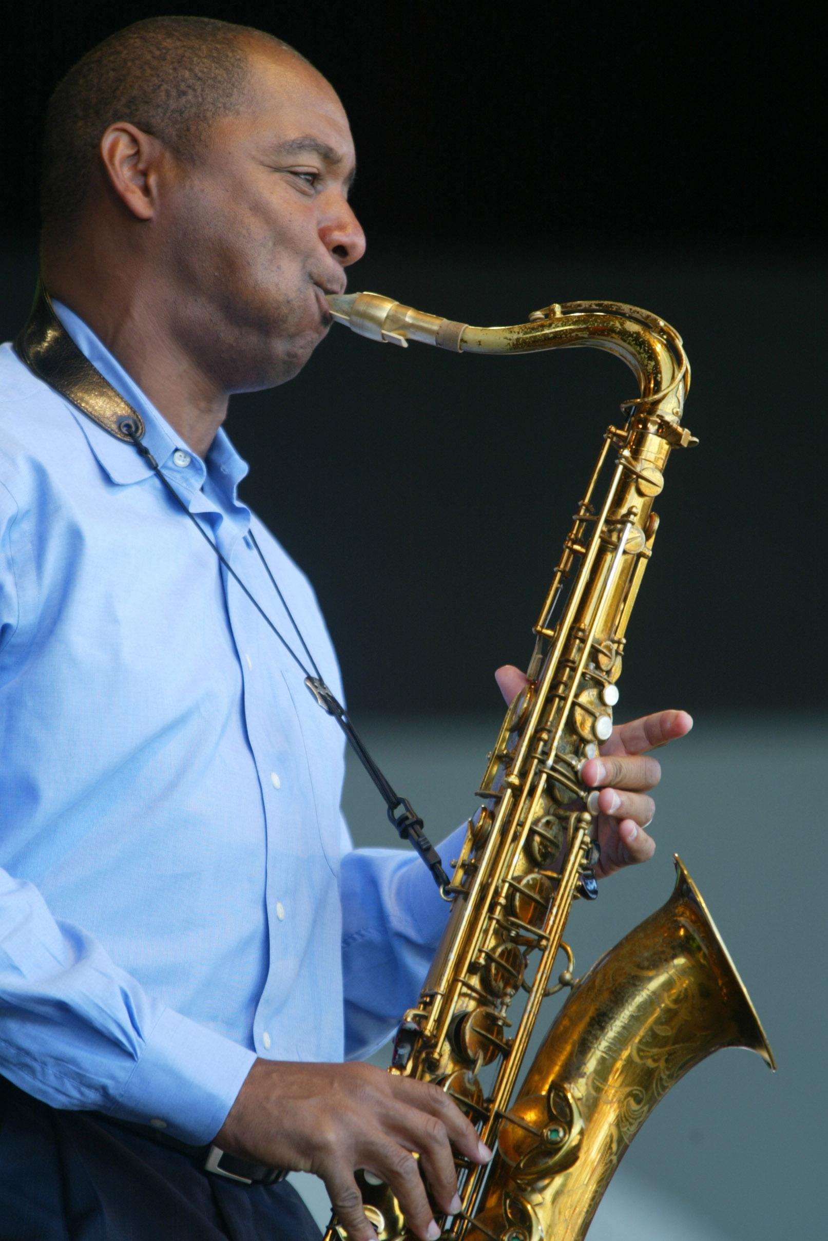Branford Marsalis at Monterey Jazz Festival