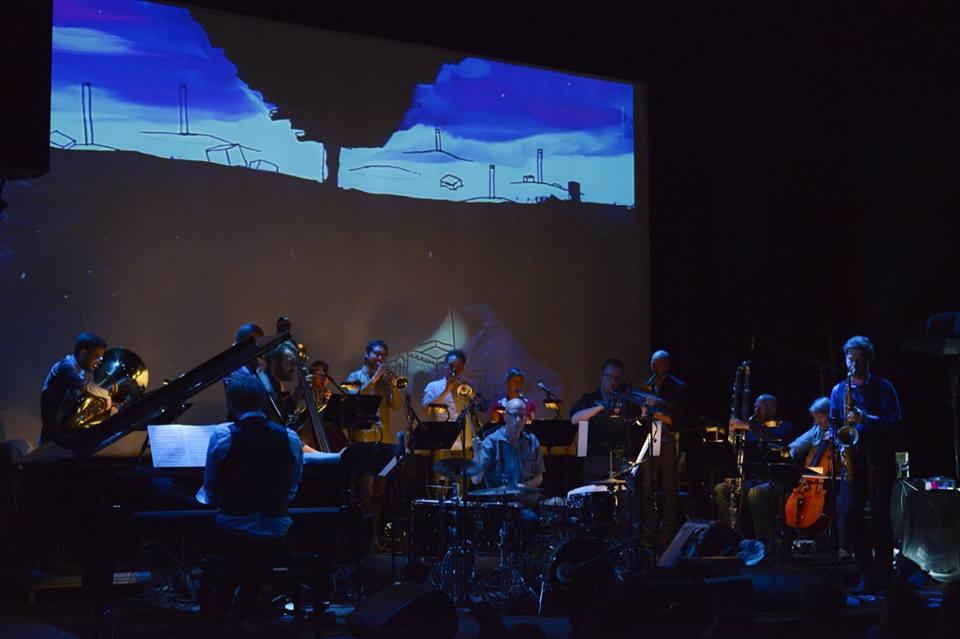 Trondheim jazz orchestra / albartosh @ 2013 molde jazz festival