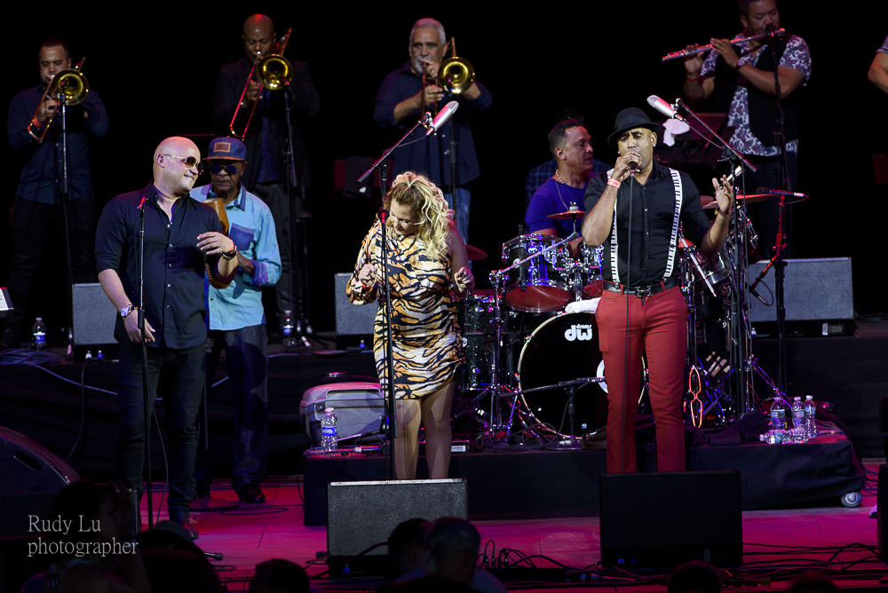 Cuban band Los Van Can celebrating their 50th anniverary