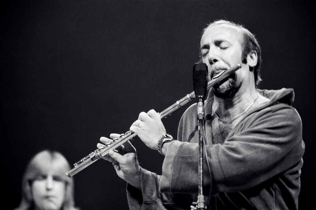 Will Lee, Herbie Mann at Eastman Theatre, Rochester, NY 1975