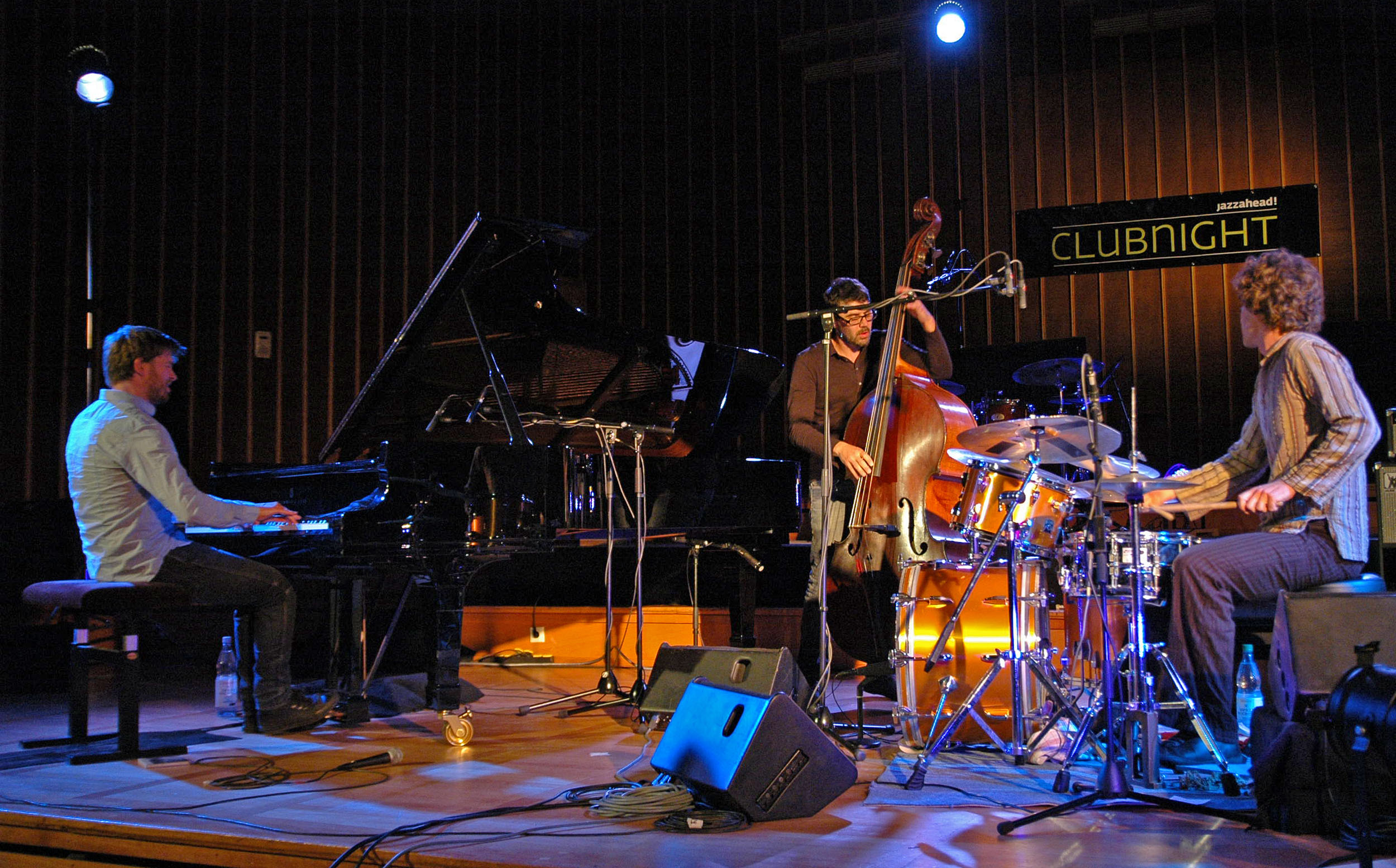 Collin Vallon Trio, Jazzahead 2011