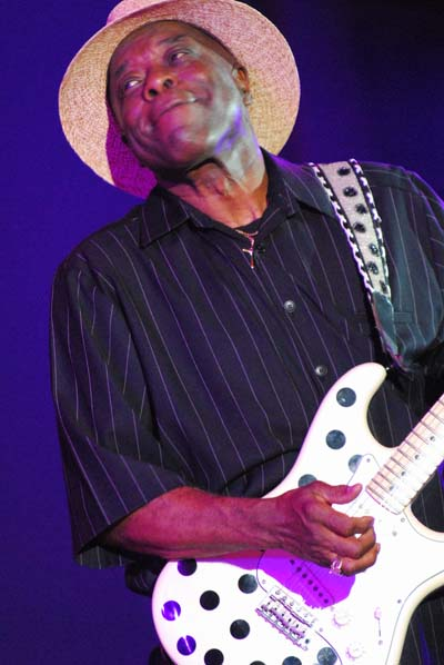 Buddy Guy Playboy 2007