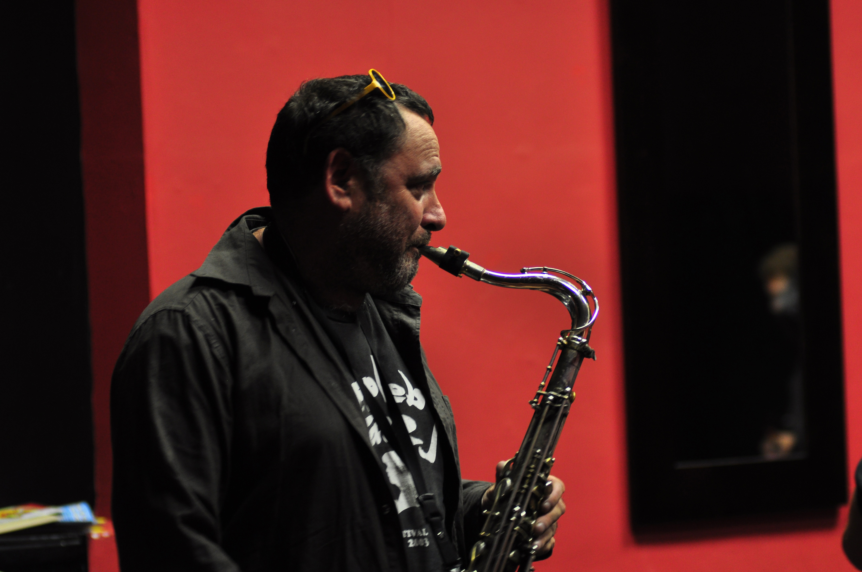 Gilad Atzmon, the Writer Jazzman