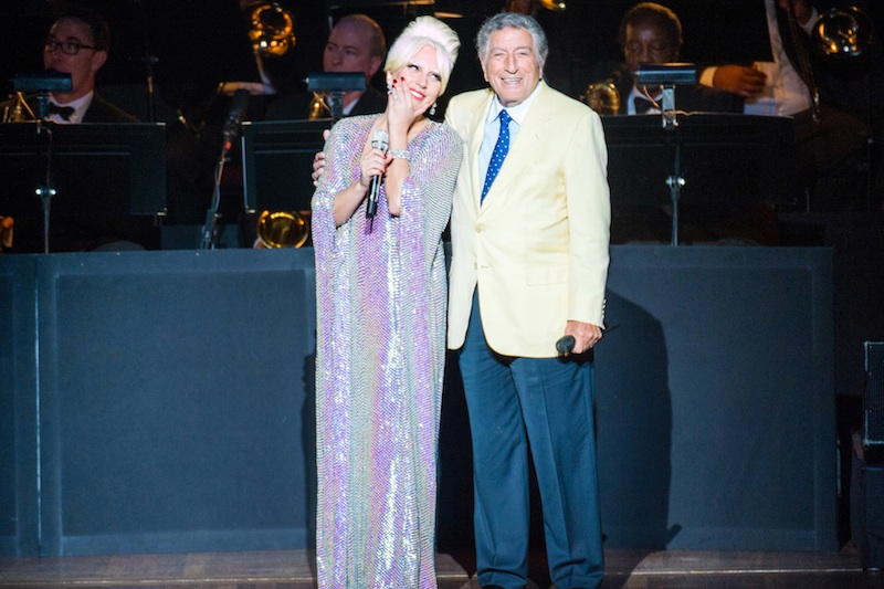 Bennett and Gaga at Kennedy Center: Dissection of an Era