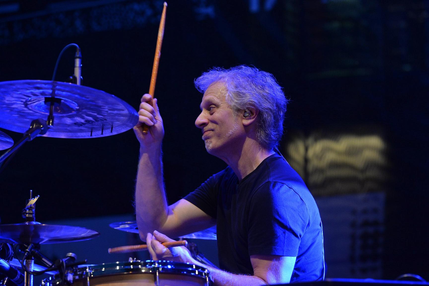 Dave Weckl at JazzTM Festival