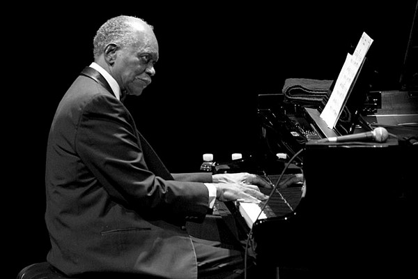 Hank Jones / San Sebastian Jazzaldia 2009