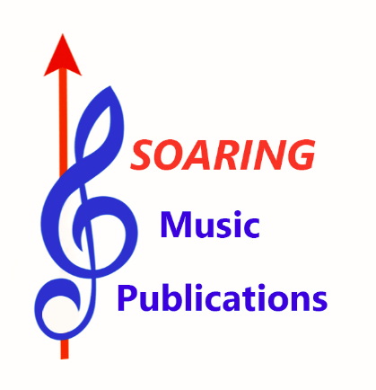 the Soaring Music Publications Logo