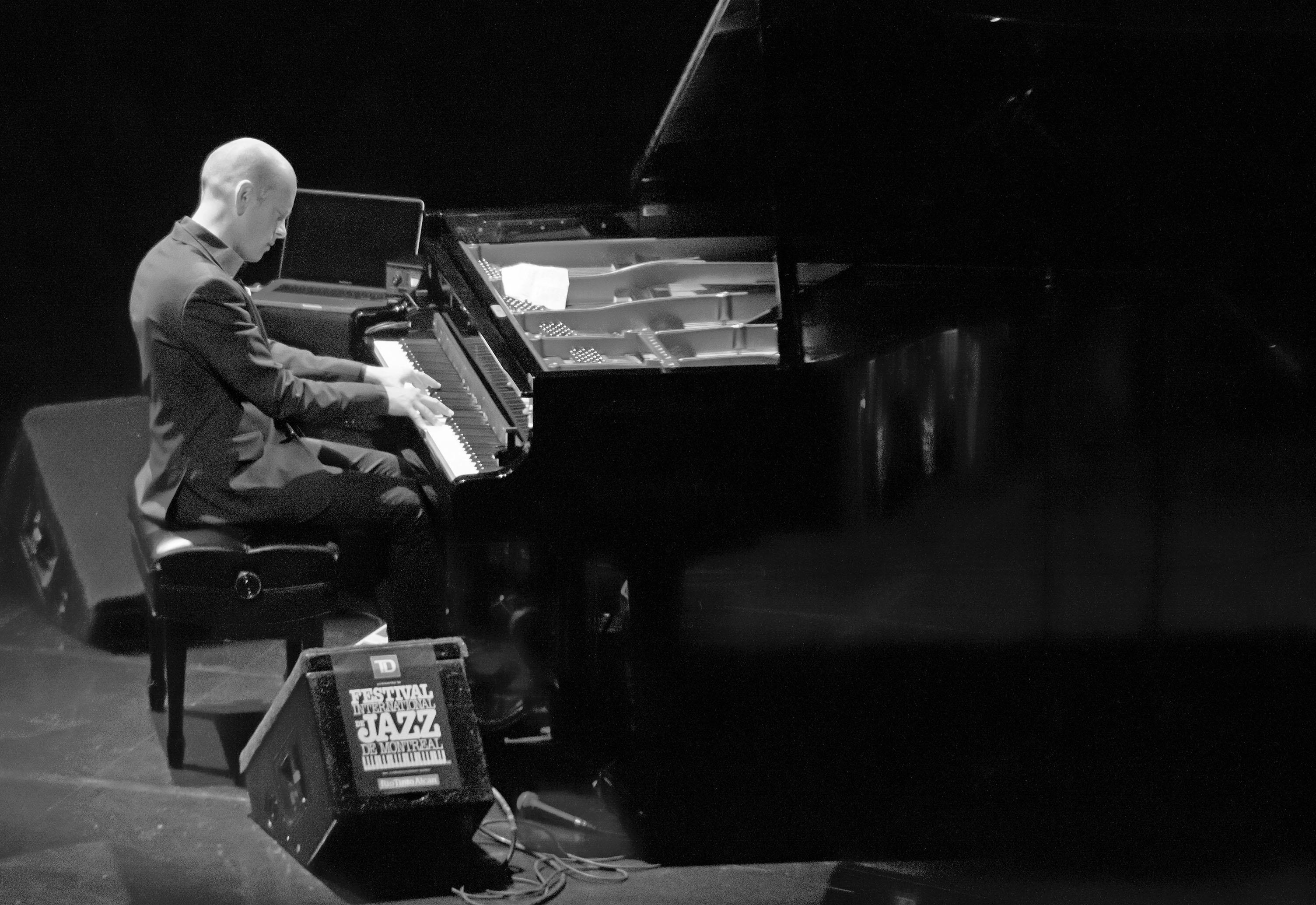 Tord Gustavsen Quartet at 2014 Festival International de Jazz de Montréal