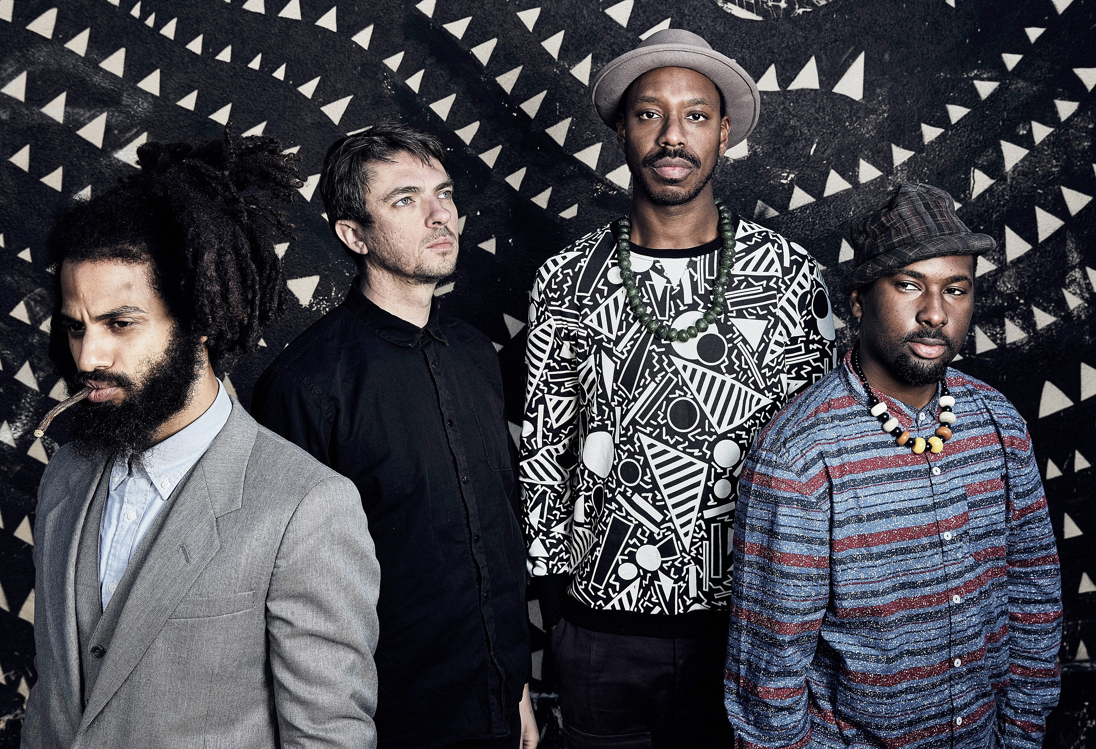 Shabaka Hutchings and Sons of Kemet