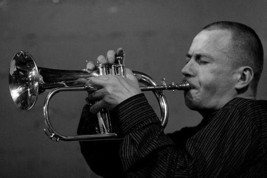 Piotr Wojtasik of Krzysztof Popek International Quintet - Gdynia in May 2006