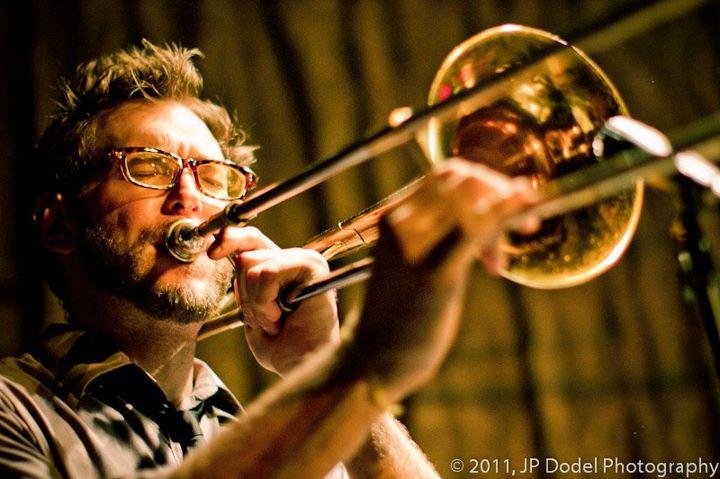 Chad Bernstein, Trombone