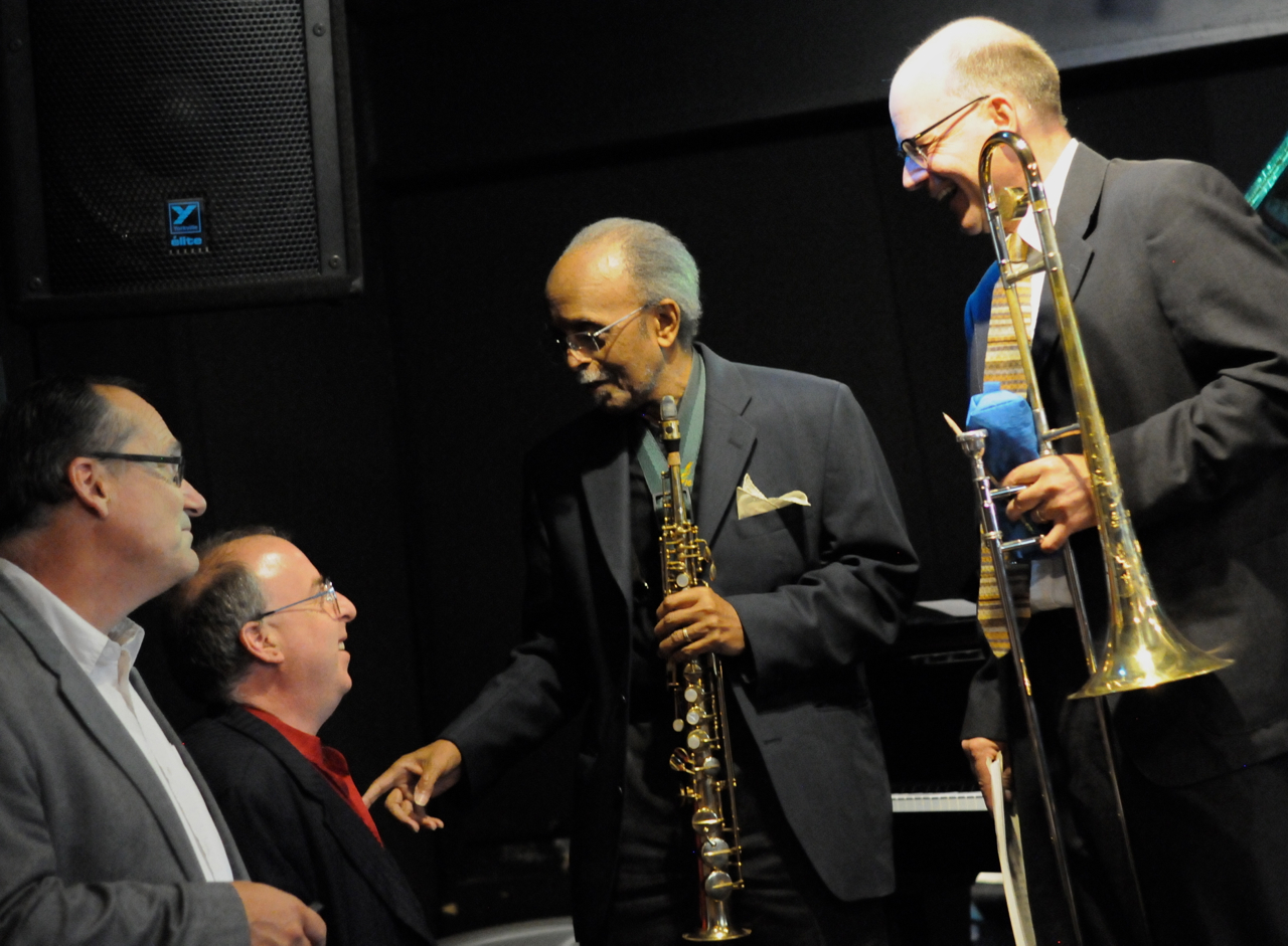 Jimmy heath with convergence