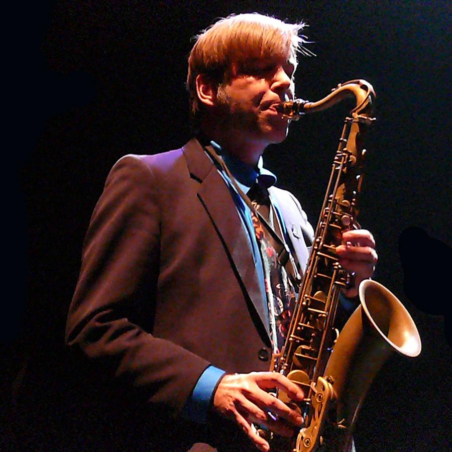 Daniel Erdmann at Jazz Em Agosto Lisbon