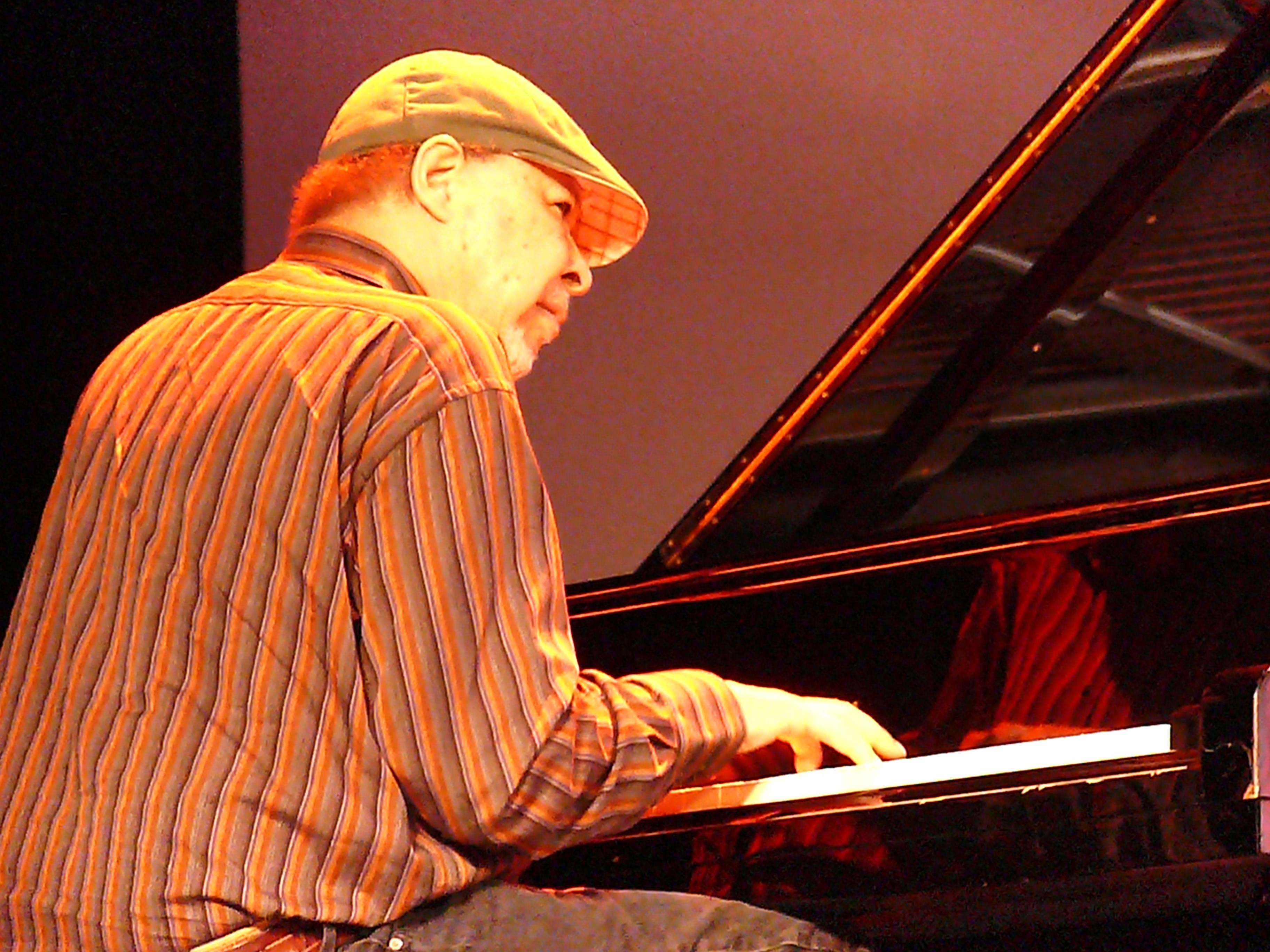 Dave Burrell at Vision Festival 2011