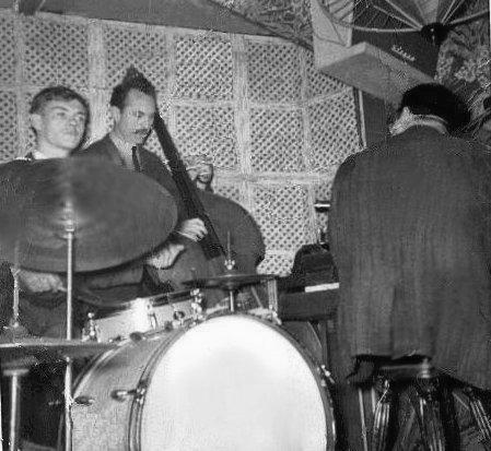 Vince Gauraldi Piano, Don Joham Drums, Monty Budwig Bass