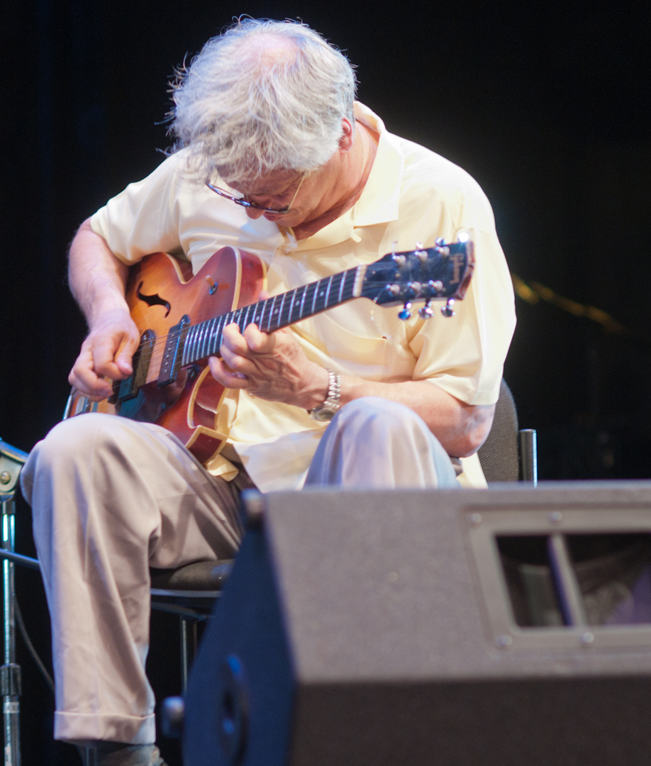 Marc Ribot in Duo with Henry Grimes at the Vision Festival 2011