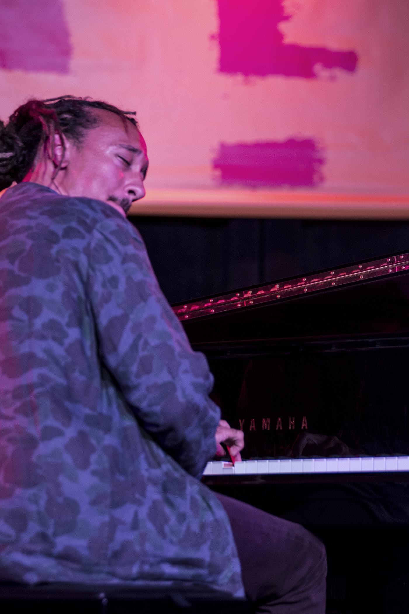Gerald Clayton at Monterey Jazz Festival 2017