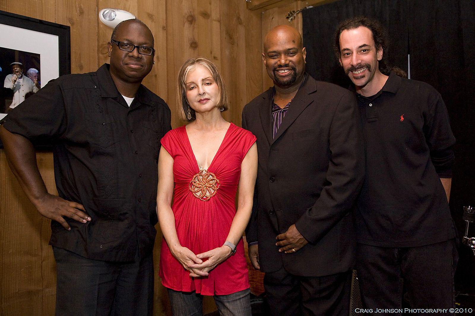 Dfq~dale Fielder Quartet