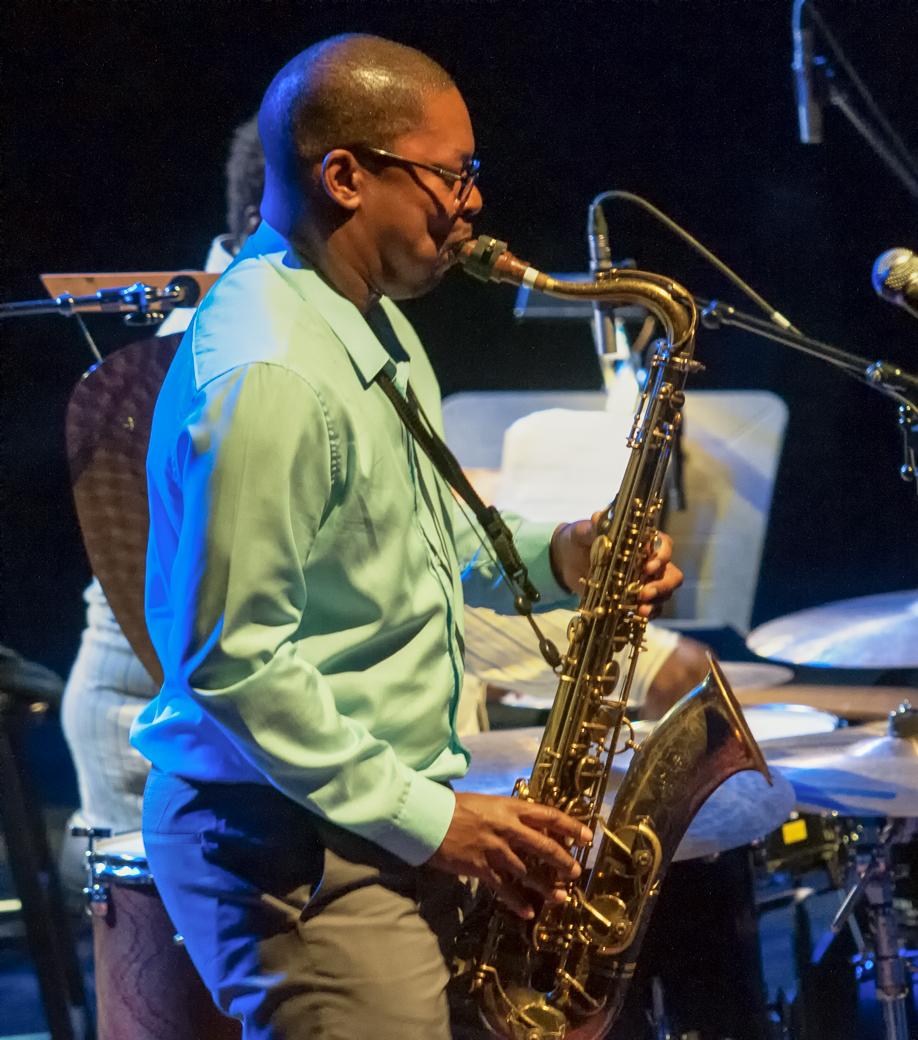 Ravi coltrane with quartet at the montreal international jazz festival 2013