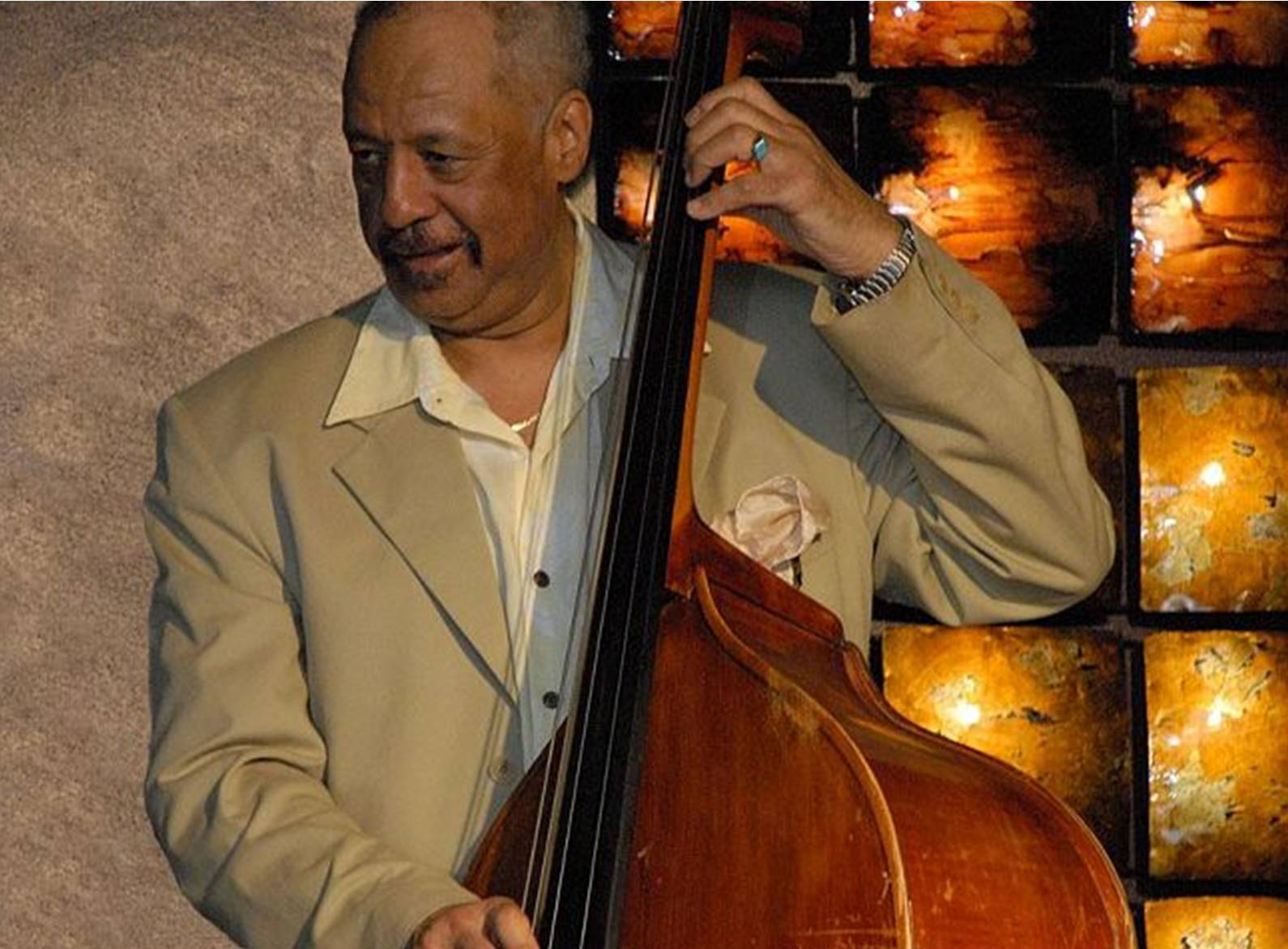 "Mickey Bass ""be-bop Retrospective"""