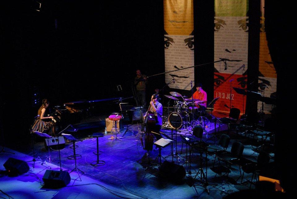 Majamisty Trio at Belgrade Jazz Festival