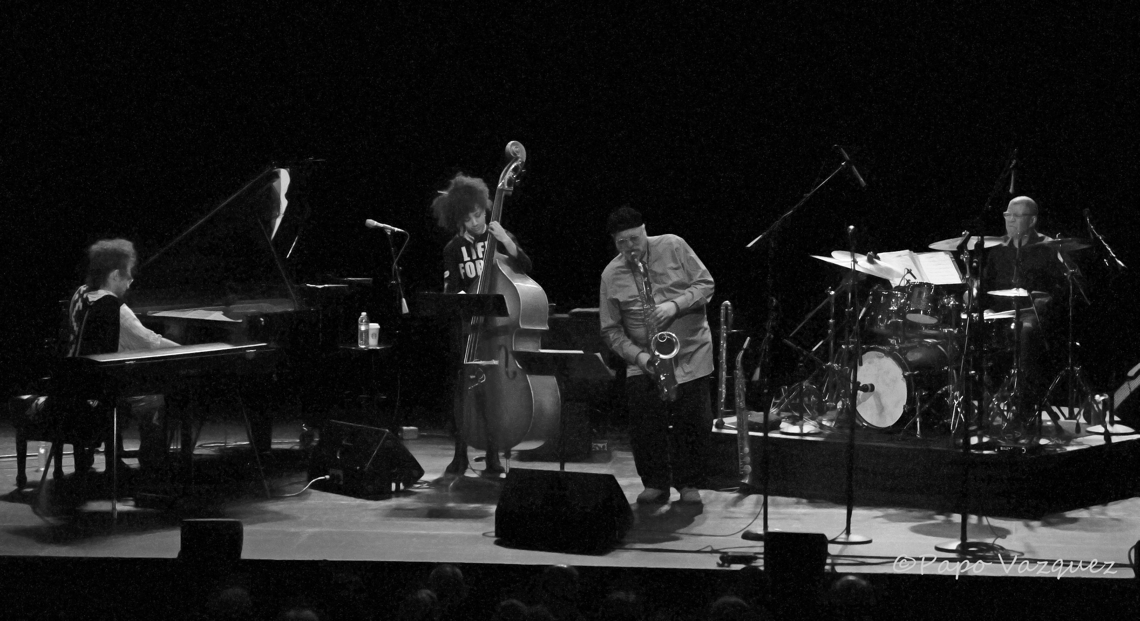 The Spring Quartet The Moore Theater Seattle, Wa. 4/28/19
