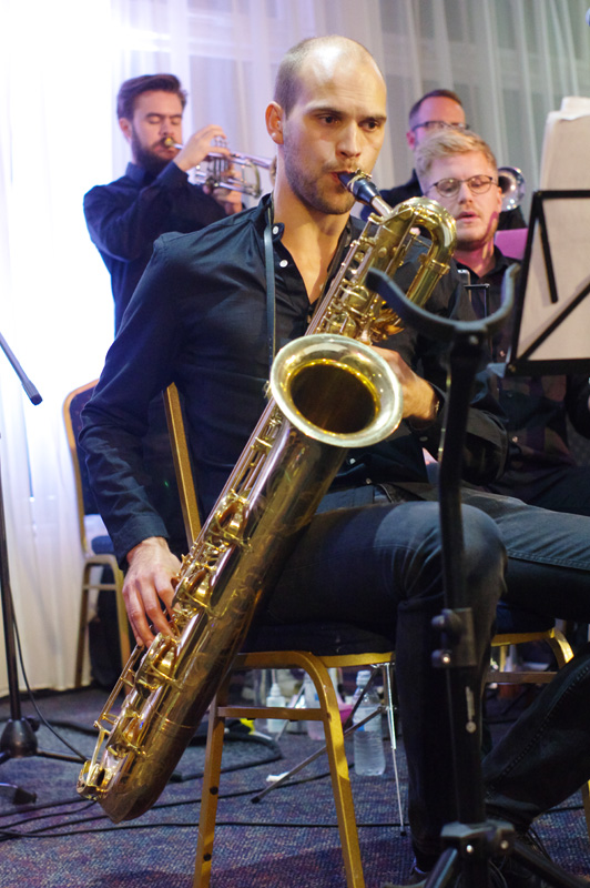 Kathrine Windfield Big Band