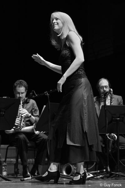 Maria Schneider Philharmonie Luxembourg 9.12.2006
