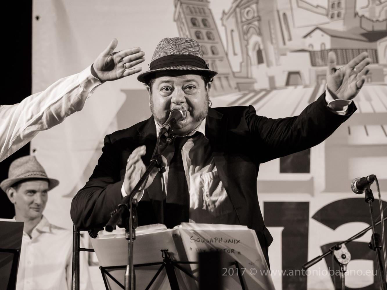 "Mauro Ottolini - Mauro Ottolini Sousaphonix - ""Bix Factor"""