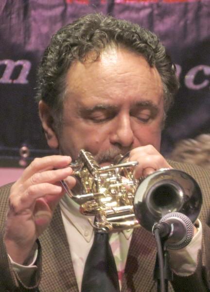 Claudio Roditi Leading His Quartet, Harriet Himmel Theatre, West Palm Beach, 3/27/12