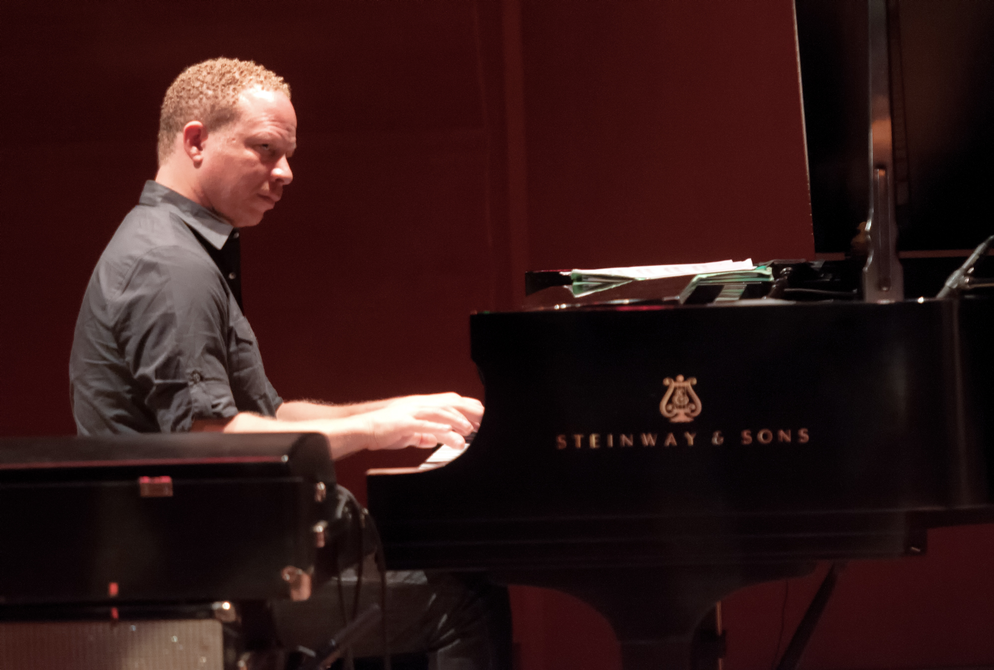 Craig Taborn Dave Holland And Prism At The Musical Instruments Museum (mim) In Phoenix