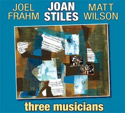 "Joan Stiles' ""Three Musicians"" CD Cover"