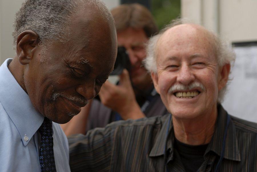 Hank Jones and Don Friedman