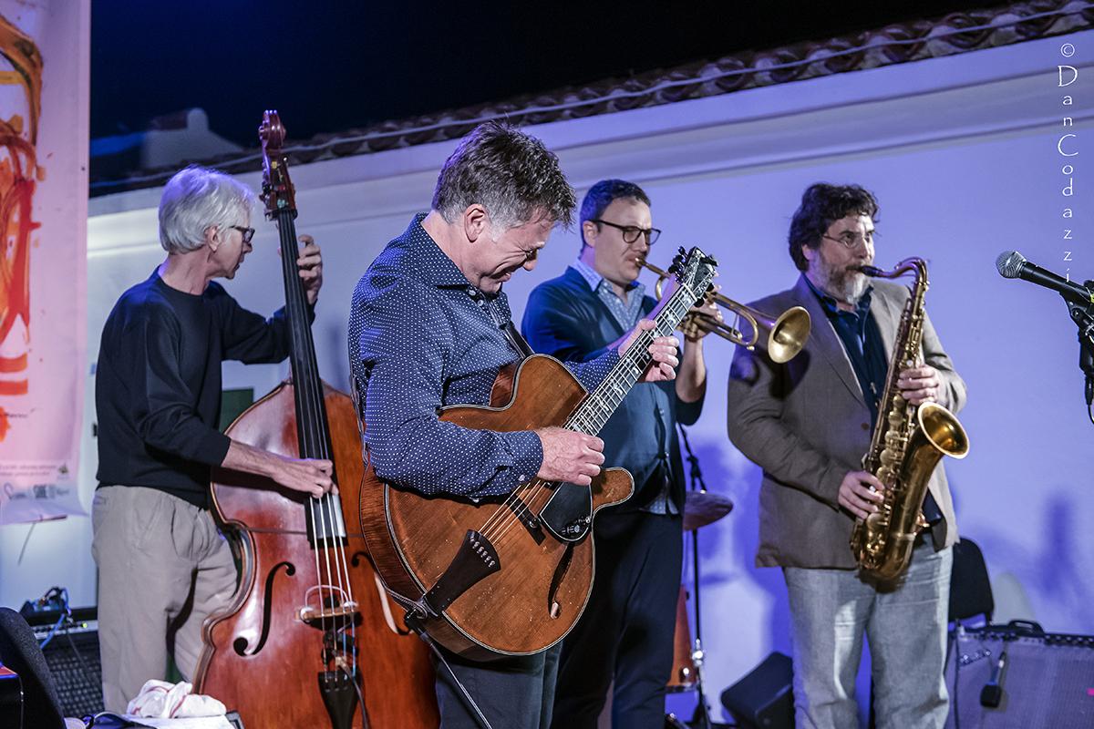 Peter Bernstein and Friends, Festival Nuoro Jazz 2018
