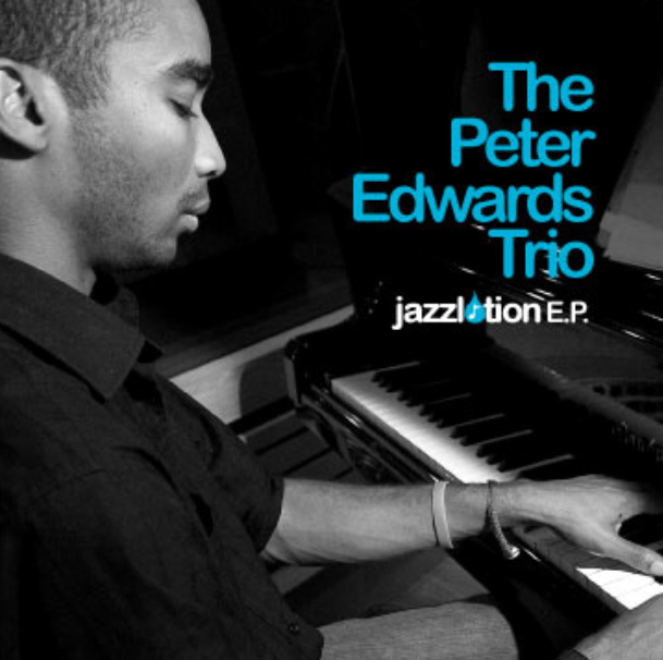 jazzlotion releases direct to stereo EP by the Peter Edwards Trio
