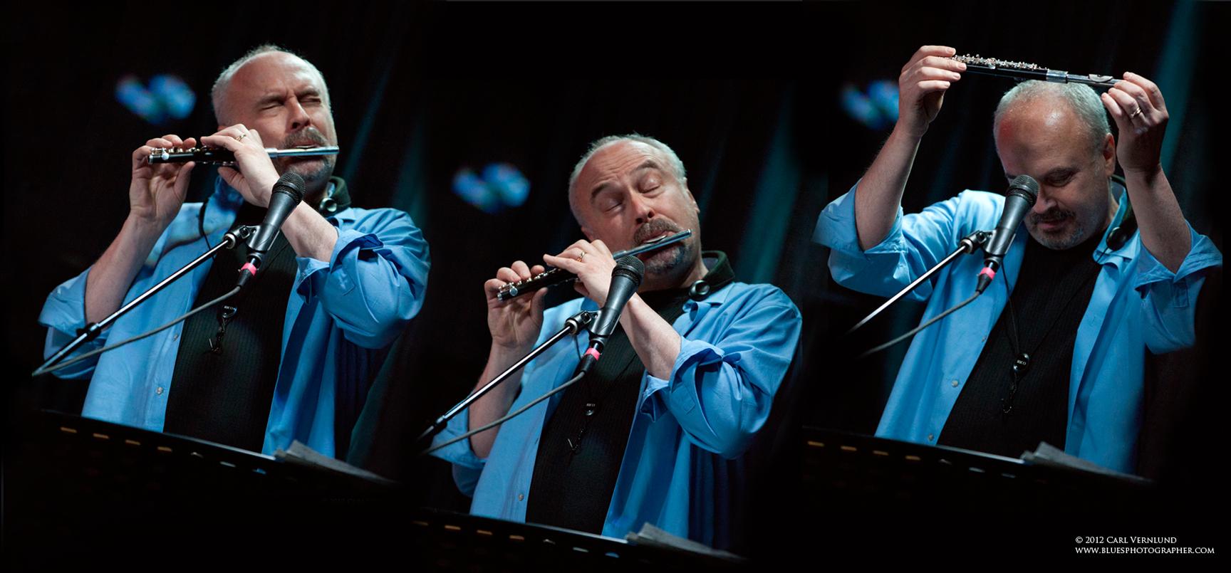 Paul Lieberman, Piccolo