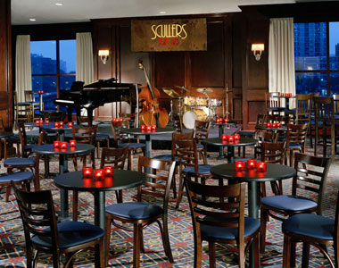 Scullers Jazz Club in Boston