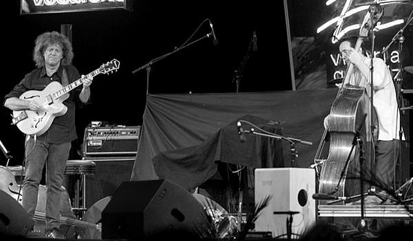Pat Metheny & Javier Colina / Jazz Vitoria 2009