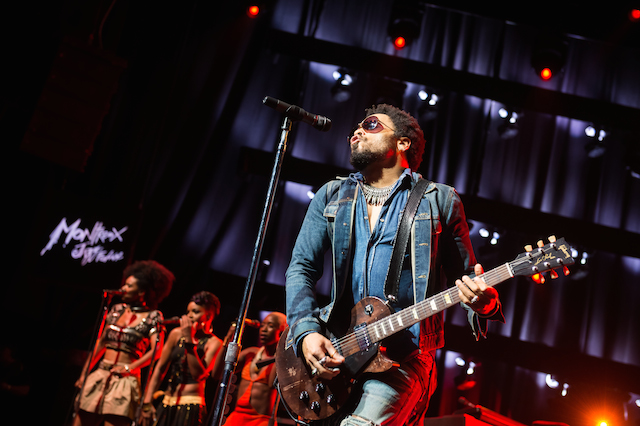 Montreux Jazz Journal 2015: Lenny Kravitz Enlists a Sweet Swiss Army