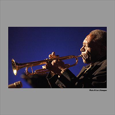 Benny Bailey, Leverkusener Jazztage, Germany, November 2003