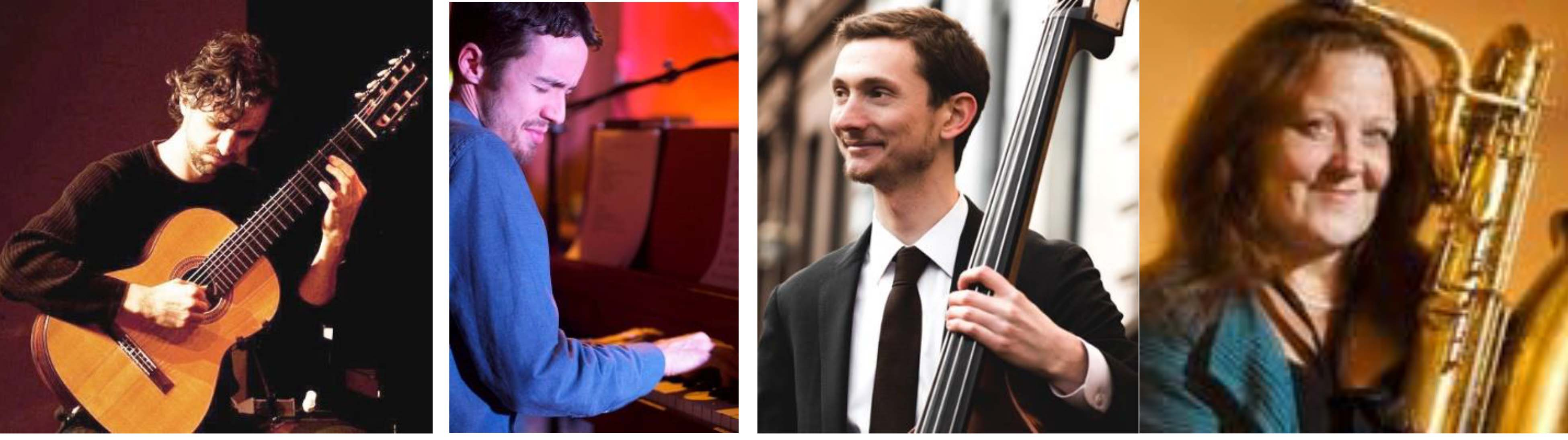 Sprague / Jaffe / Ennis Trio With Claire Daly