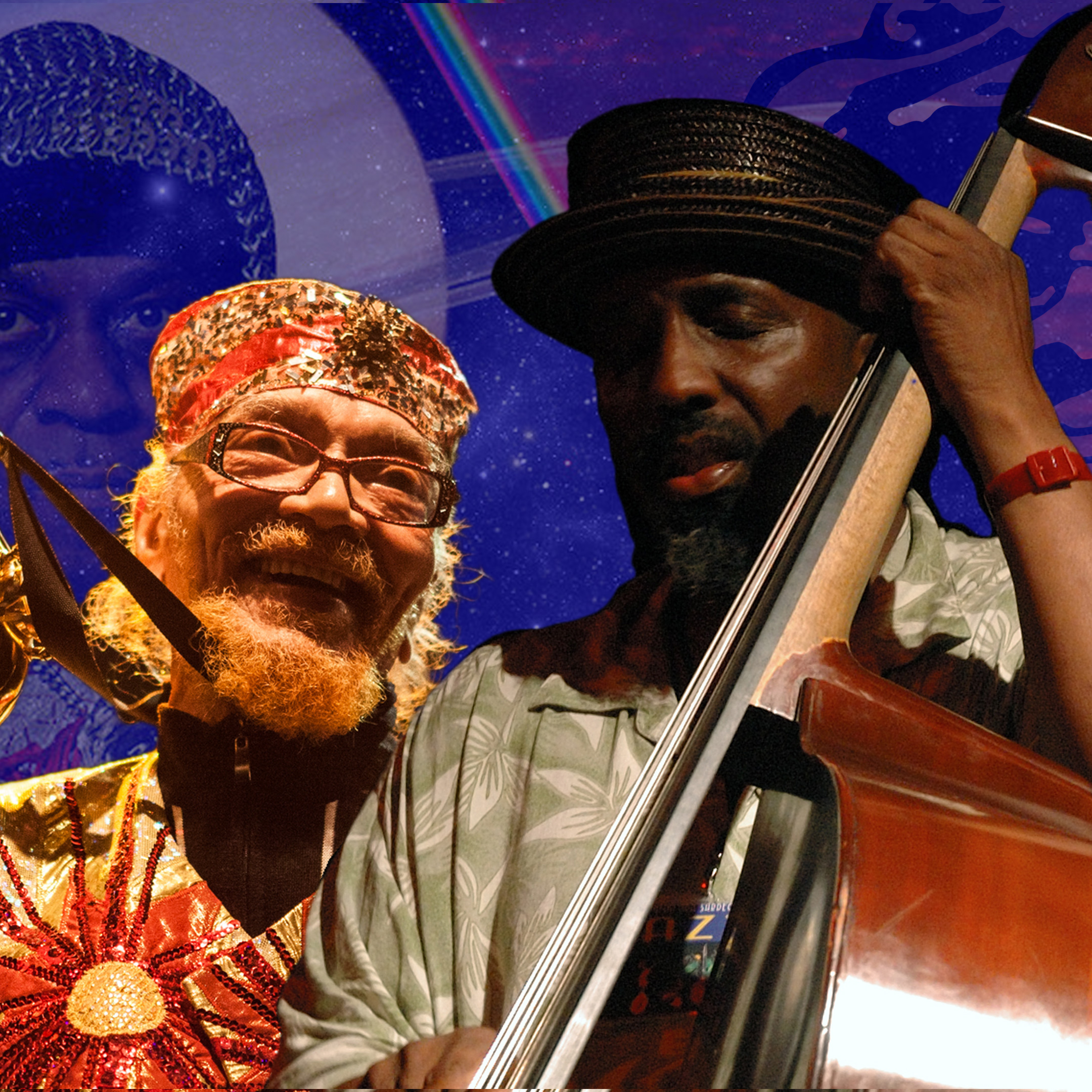 Sun Ra Arkestra & William Parker's Inside Songs Of Curtis Mayfield