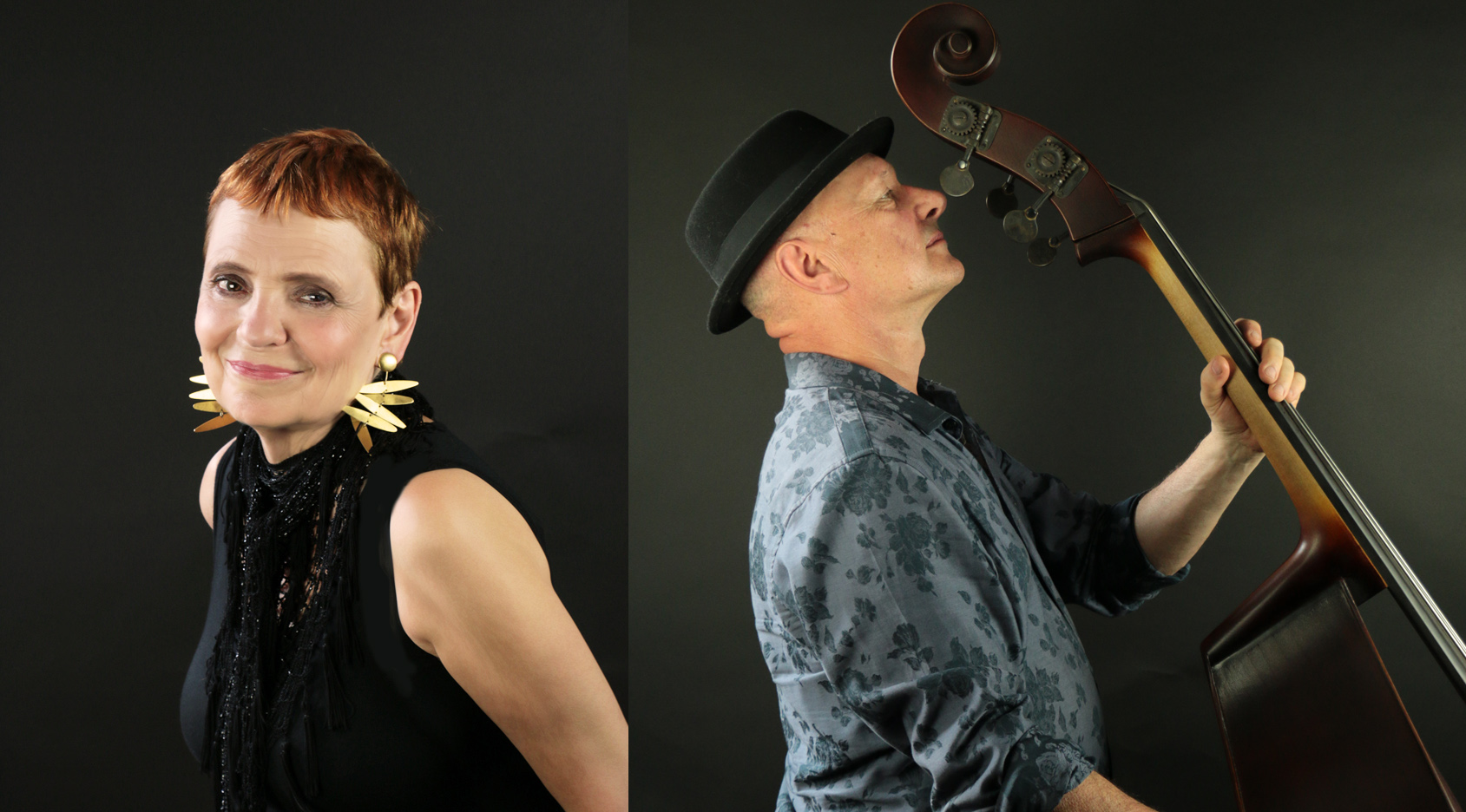 "Teri Roiger & John Menegon Duo ""couples In Harmony"""