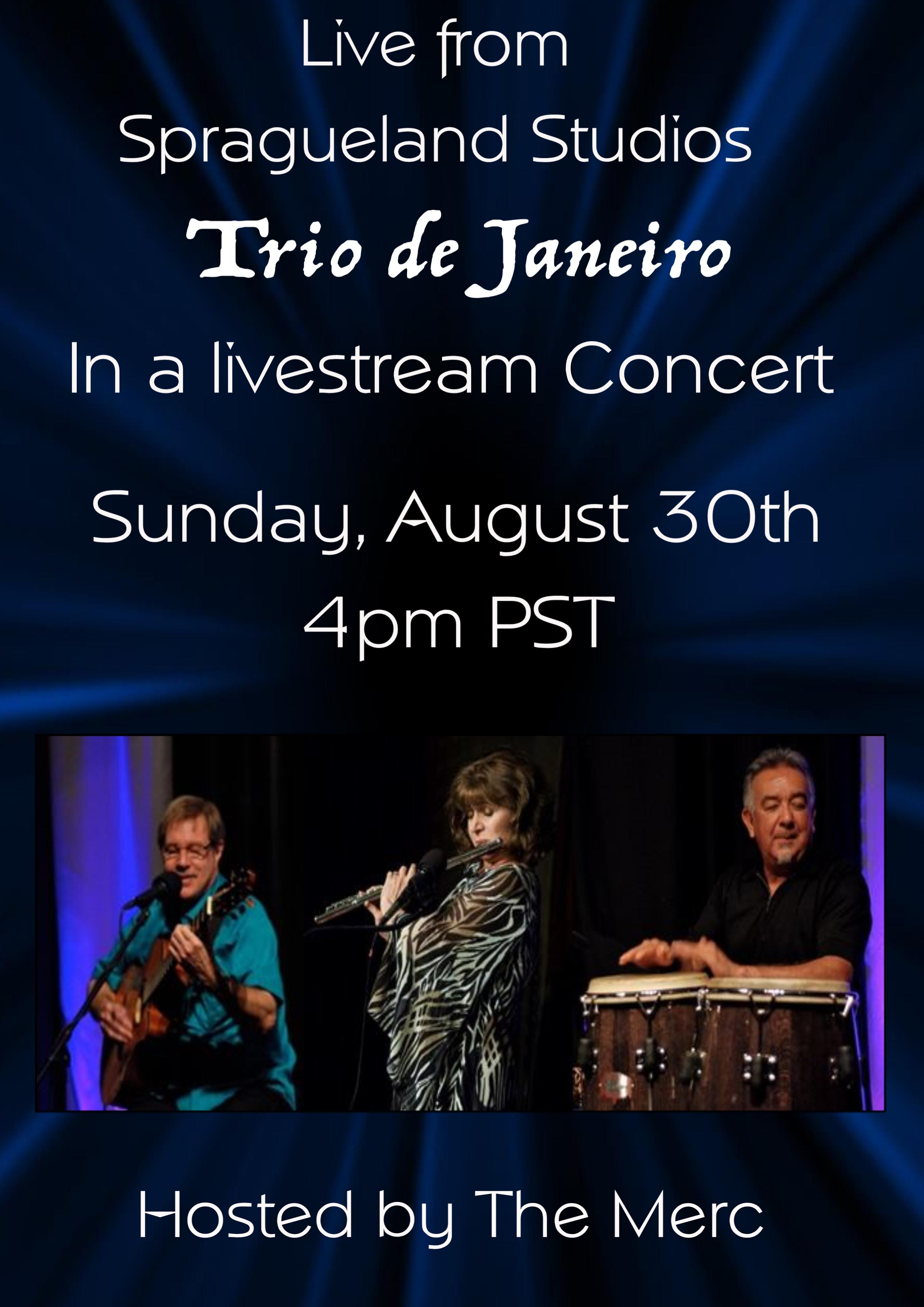 Lori Bell And Trio De Janeiro