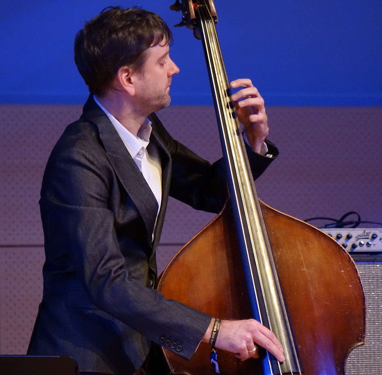 Joe Martin at NYC Winter JazzFest 2016