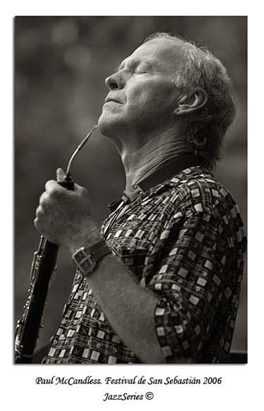Paul McCandless. San Sebastian-2006