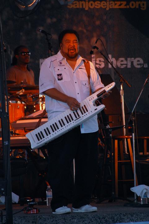 San Jose Jazz Festival 2011 San Jose Ca